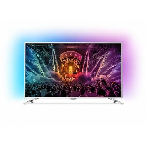 טלוויזיה philips - פיליפס טלויזיה  UHD 4K 55LED דגם  65PUS6521