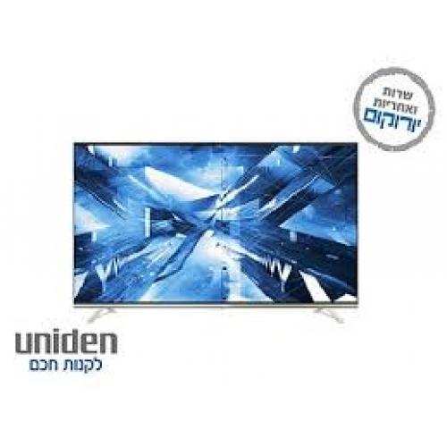 טלוויזיה יונידן  Uniden 4K 65 אינטש  UN65US800