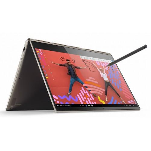 מחשב נייד - לנובו YOGA920 I5/8GB/256GB SSD/WIN10/COPPER 80Y7005MIV