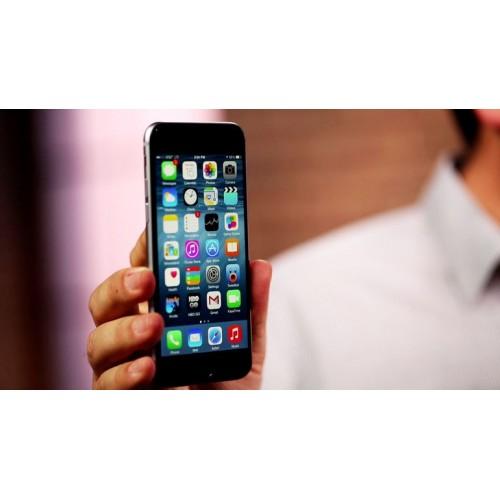 טלפון סלולרי אייפון 6 Apple iPhone 6 64GB Sim Free אפל אפור יבואן מורשה