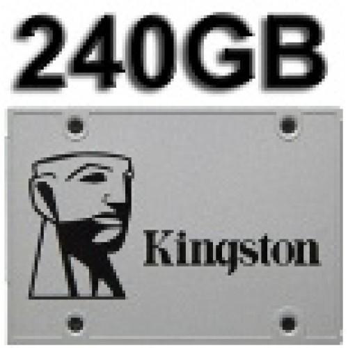 """דיסק ssd מודל  SUV400S37/240G KINGSTON SSD 240GB UV400 SATA 3 2.5"""" TLC"""