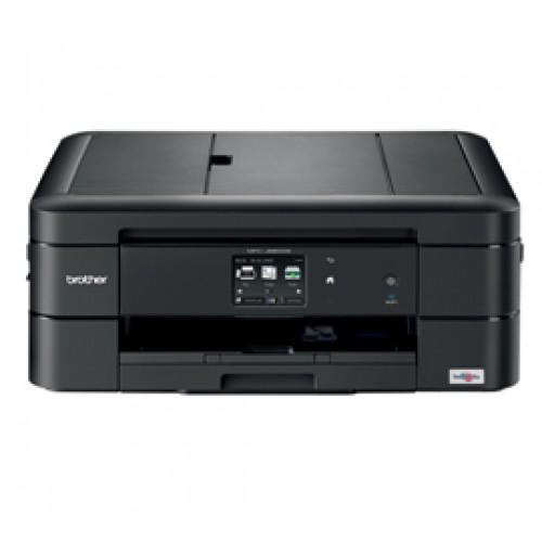 מדפסת משולבת דיו צבעונית : MFC-J680DW BROTHER
