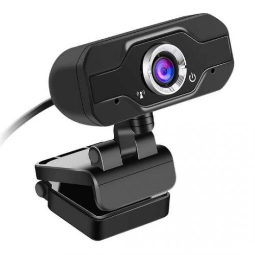 מצלמת רשת אינטרנט  איכותית HD 1080 WEBCAM מיקרופון בנוי BP